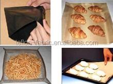 FDA compliance Non stick reusable teflon food pan liner