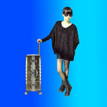 China OEM Customize Factory Fashion cheap travel luggage