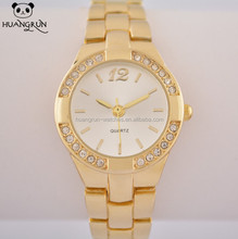 Wholesale cheap gold plating two tone classic watch