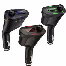 Handsfree Bluetooth Steering Wheel Car Kit FM Transmitter MP3 Player USB/SD/MMC