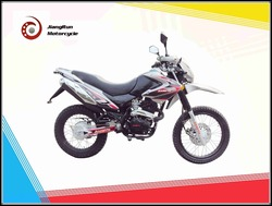 Two wheels and Single-cylinder air-cooled 200cc Brazil V motorcoss / street dirt motorcycle on sale