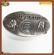 Wholesale Metal Custom Personalized Soft Enamel Belt Buckles for Men