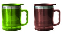 advertising heat retaining fancy coffee cups