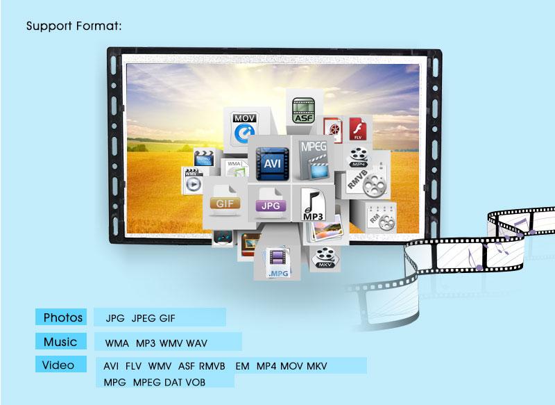 Open frame digital signage(3)