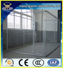 heavy duty metal wire dog cage