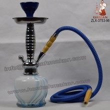 Beatifull China Medium Hookah Shisha Smoking Water Pipe Sheesha, Smoking pipe factory-- ZLX-3753-96