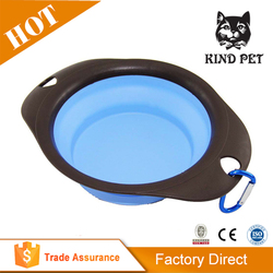 Wholesale Goods From China dog products collapsible dog bowl