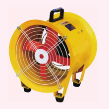 Hot sale 250mm 300mm portable type explosion proof outdoor axial flow fan