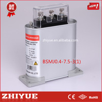 low voltage shunt small volume 400v capacitor