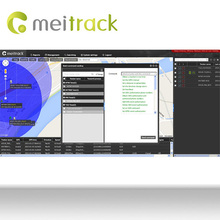 Meitrack gps tracking for taxi software with Professional Technical Support