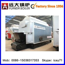 2015 factory supply Horizontal low pressure steam boiler coal fired price