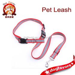 2015 new pet leash leashes Reflective Running 2.5cm pet supplies wholesale