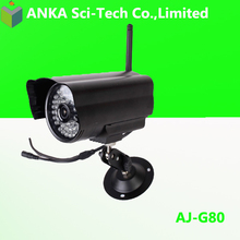 Anka High Quality Wireless Security Camera Systems AJ-G80