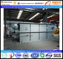 Efficient Automatic Dissolved Air Flotation Machine /DAF for Oily Water Treatment