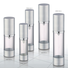 High Quality empty rotatable airless bottle