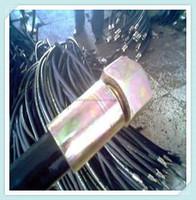 Oil Resistant Hydraulic Hose/Hydraulic Hose Sae 100 R12/High Pressure Steel Wire Spiraled Hose