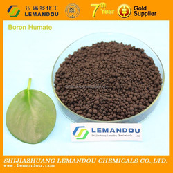 B2O3 10%max boron humate granular fertilizer in China