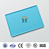 UV coating lexan solid polycarbonate sheet/solid polycarbonate plate/blue polycarbonate panel