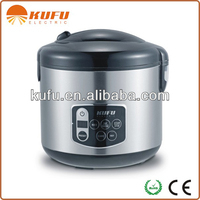 KF-R2 6 IN 1 Stainless Steel Slow Cooker with CE ROHS