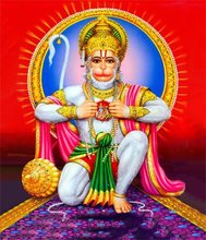 Picture printing 3D hindu god posters