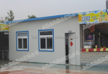 practical and convenient 20ft container moving equipment for house shop