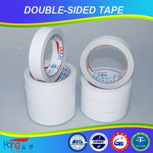 70mic Solvent Rubber Based Double Sided Tissue Tape