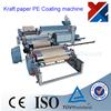 Plastic product manufacturing Laminating Machine laminated paper price