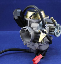 PD24J universal carburetor for GY6 125CC/150CC engine