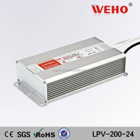 ac to dc 24v 200w waterproof power supply