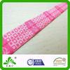 Custom Heat Transfer Printing Elastic Hair Band Ponytail Holders