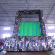 larger inflatable slide , NO.1046 kids slide games hot! animal themed inflatable slide game