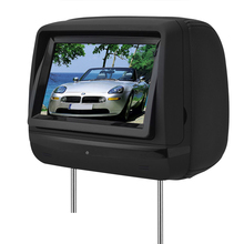 Touch Screen Headrest Car DVD Player for Land Cruiser With FM Transmitter