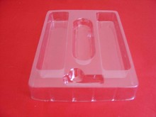 Top rated plastic packing disposable cosmetic tray(SGS,BSCI,ROTH)