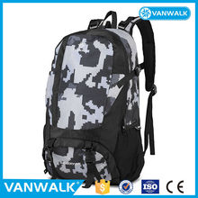 Custom-made cheap and useful trend brand 600d backpack