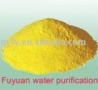 Poly Ferric Sulfate(PFS) for removal of heavy metal ions in water