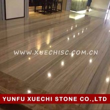 2015 new arrival popular building material Crystal Wood Grain Marble Slabs and Tiles