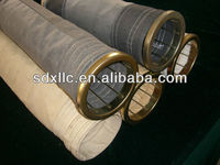High Tempreture resistance PTFE membrane fiberglass filter bag used in industry dust baghouse
