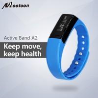 A2 Bluetooth Smart bluetooth fitness bracelet Sport Wristband watch Step Counter Fitness Tracker