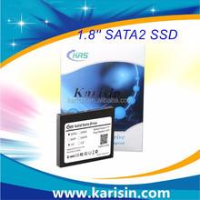 Karisin high speed Consumer Grade (8gb-128gb) 1.8 SATA-II ssd