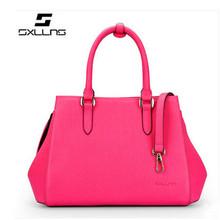 SXLLNS Guangzhou wholesale new fashion woman bag genuine leather handbag price