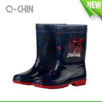 children PVC rain boot
