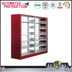 University furniture for commercial furniture movable bookcase