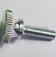 knurled stainless steel thumb screw