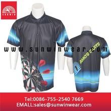 new design man polo shirt front stripe men's polo shirt