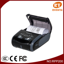 Non-slip design Mobile ,small size wireless thermal portable printer RPP200