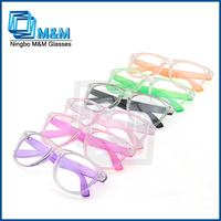Unisex Sunglasses With BSCI Factory Audit Clear Acrylic Eyeglass Frames