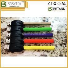 OFFICIAL V Stick Vaporizer CBD Oil 510 Disposable Atomizer Eecig Battery No Button 280mAh