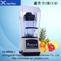Haipan Brand High Quality Fruit Shelling And high quality food emulsifier blender