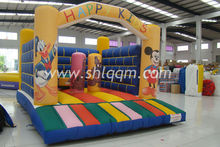 High quality and professional sale cheap bouncy castle