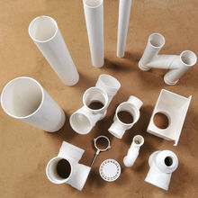 Hot sale PVC-U plastic pipe
